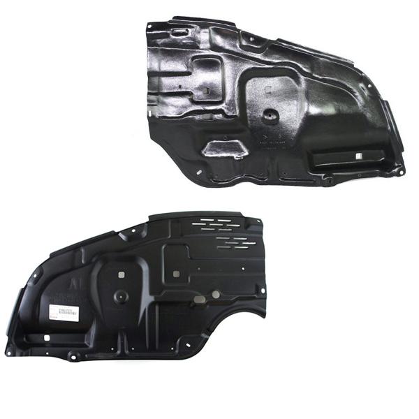 TOYOTA AVALON 05-10 ENGINE SPLASH SHIELD RH Under Cover