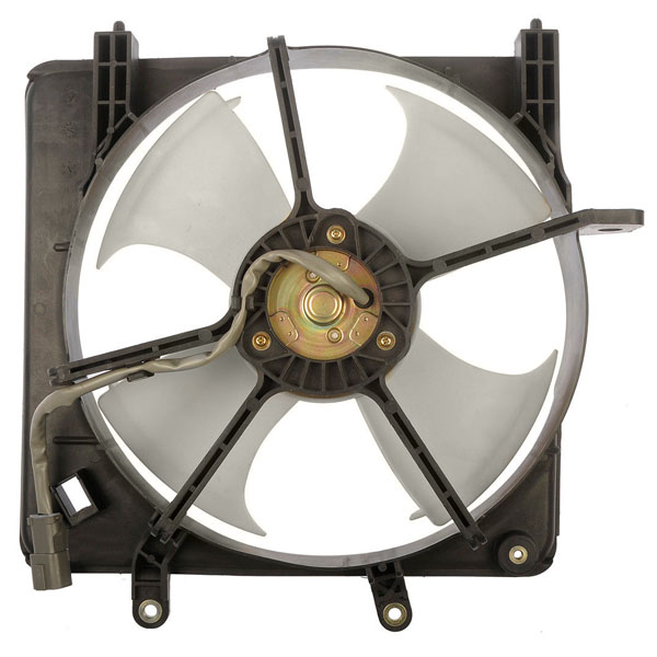 Engine Radiator Cooling Fan Motor For 2007-2008 Honda Fit 1.5L 19030-RME-A51