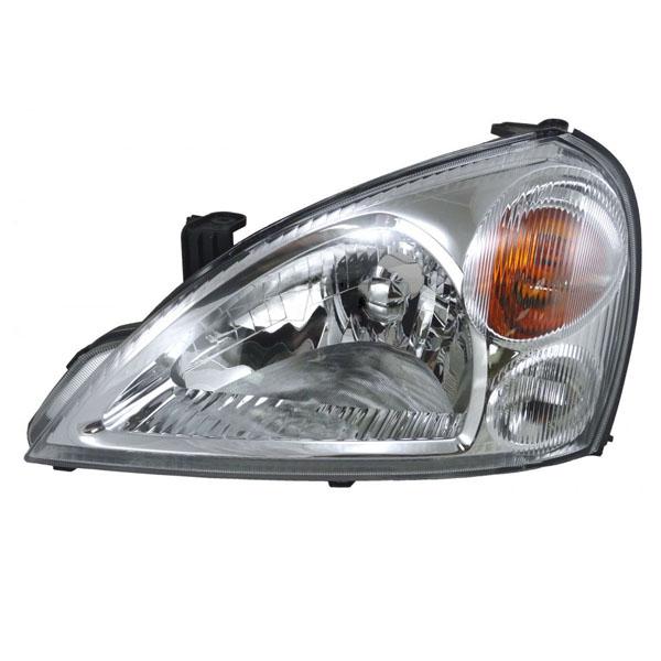 Left Passenger Side Headlamp Front Head Light