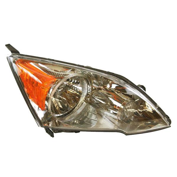 CR-V 07-11 HEAD LAMP FILLER RH Side Beam