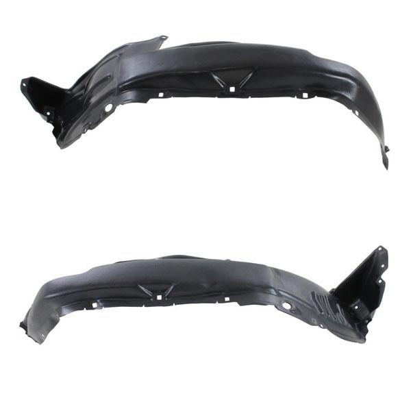 New Splash Shields For Toyota 4Runner,Pickup Front Driver /& Passenger Pair