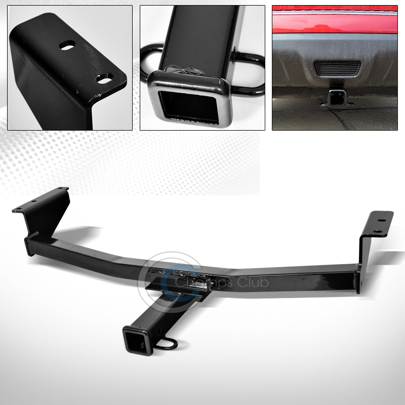 class 3 trailer hitch receiver rear bumper tow kit 2 for 08 16 nissan rogue suv ebay. Black Bedroom Furniture Sets. Home Design Ideas