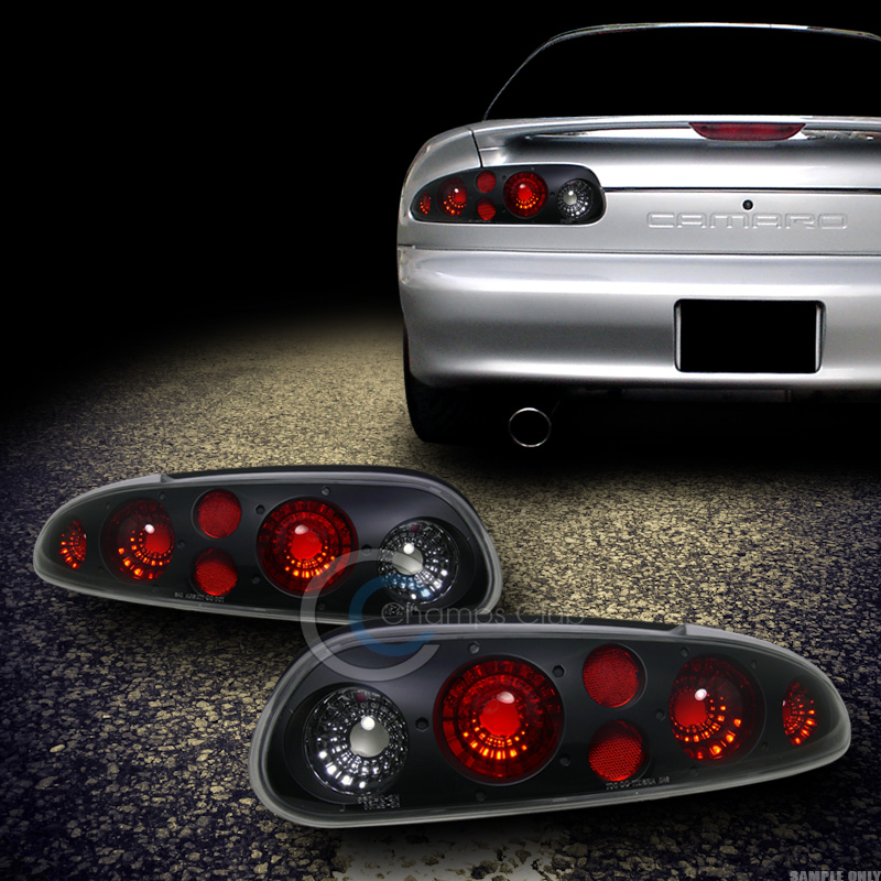 Euro blk sport style altezza tail lights brake lamps 1993 2002 chevy image is loading euro blk sport style altezza tail lights brake publicscrutiny Image collections