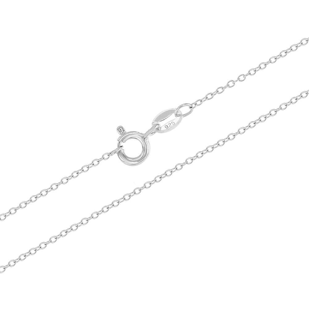 925 Sterling Silver Purple CZ Butterfly Pendant Necklace Girls ...