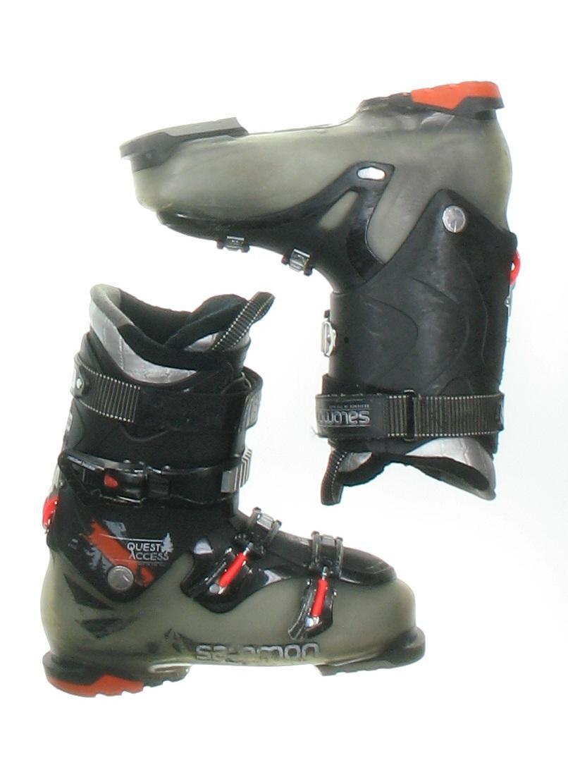 Used Salomon Quest Access 770 Black Ski Boots Men S Size