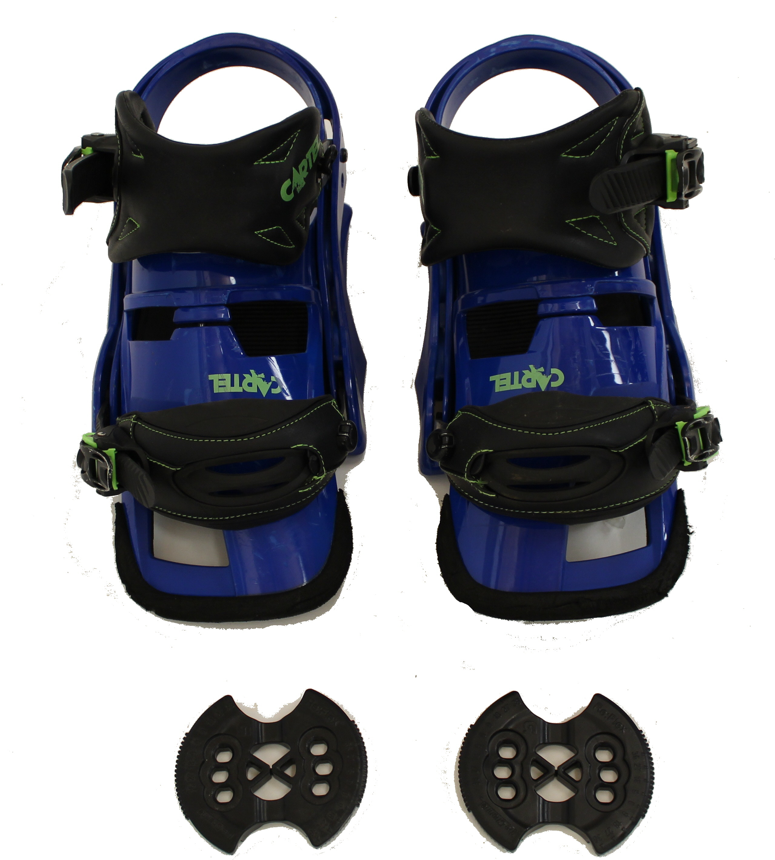 Used Burton Cartel Snowboard Binding Size Medium