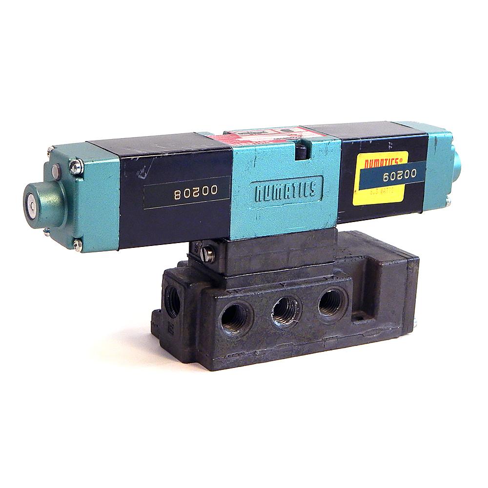 NEW Numatics solenoid valve 081SS500K