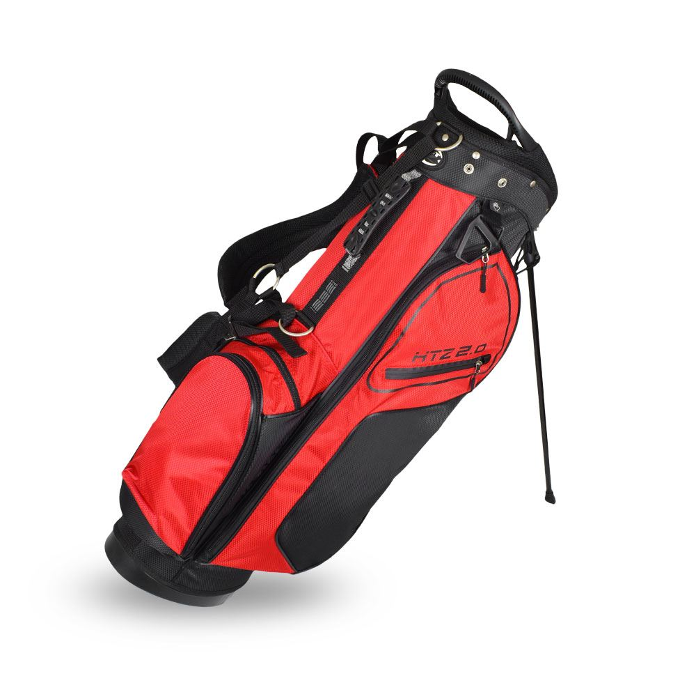 Hot-Z 2.0 Stand Bag Black/Red