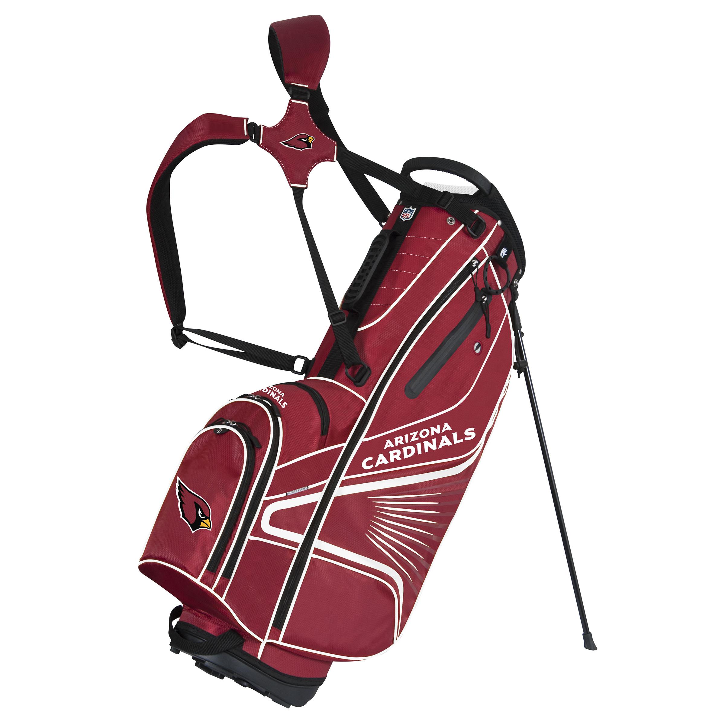 0836f4c09978 Team Effort Golf- NFL GridIron III Stand Bag
