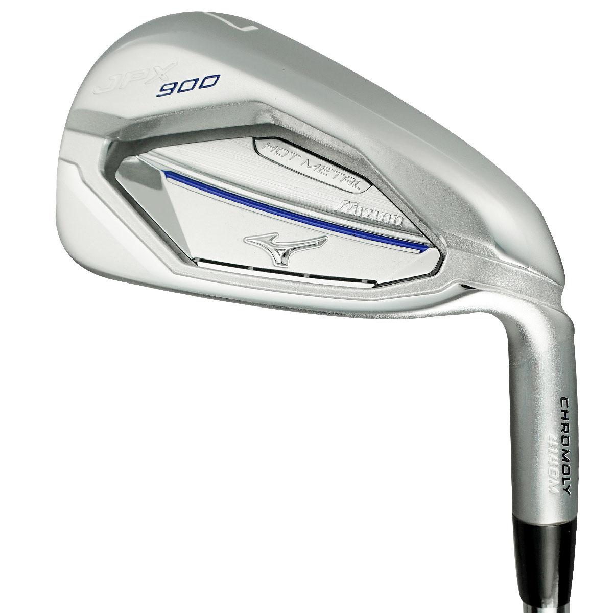 Mizuno Golf- JPX 900 Hot Metal Irons Stiff Flex 4-PW/GW