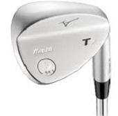 Mizuno Golf- T7 White Satin Wedge 54*/8