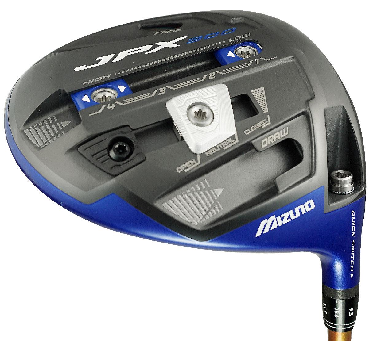 Mizuno Golf- LH JPX 900 Driver 9.5* Stiff Flex