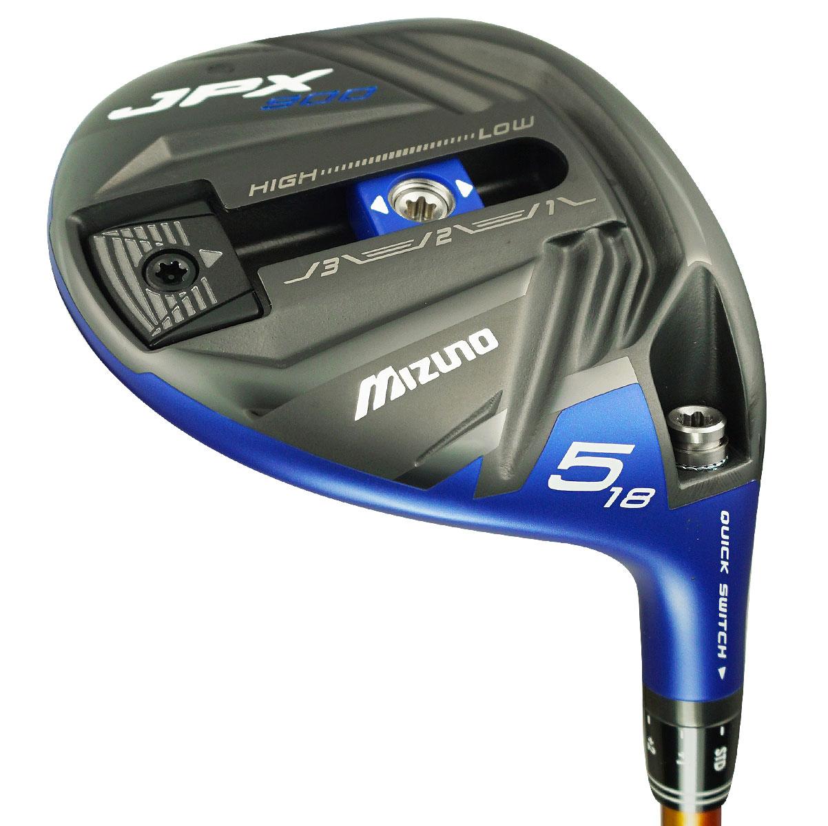 Mizuno Golf- LH JPX 900 Fairway Wood 15* #3 Regular Flex
