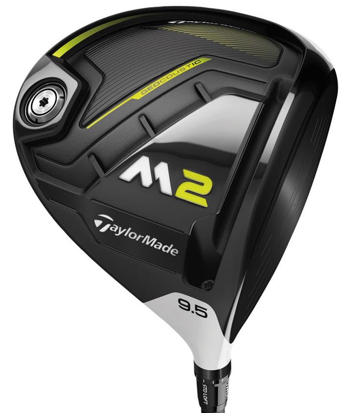 TaylorMade Golf- LH 2017 M2 Driver 10.5* Regular Flex