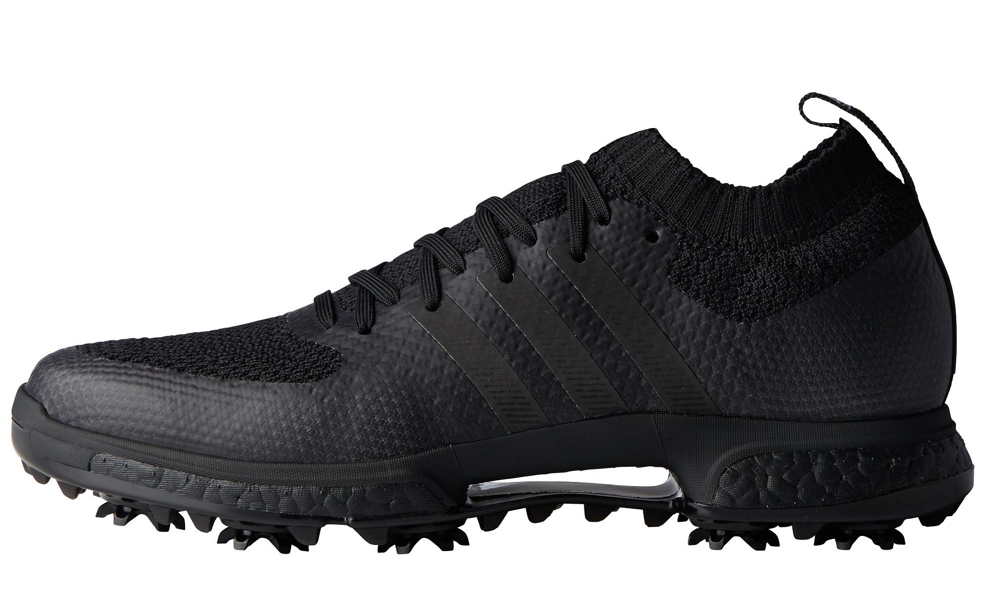 Adidas Tour360 Knit Shoes Black Pack Edition  18d8200b8