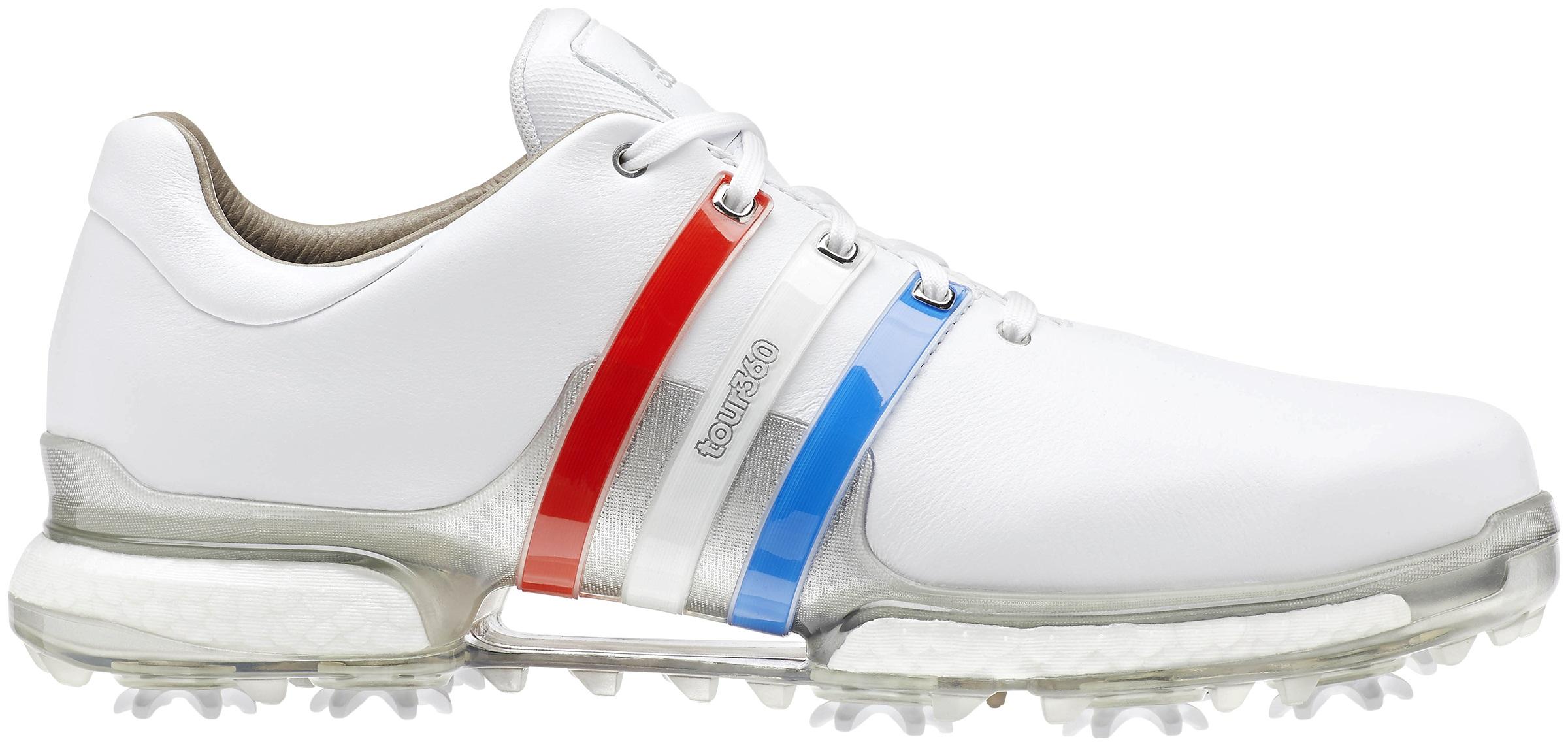 b7f108f226 Adidas USA Tour360 Boost 2.0 Shoes | RockBottomGolf.com