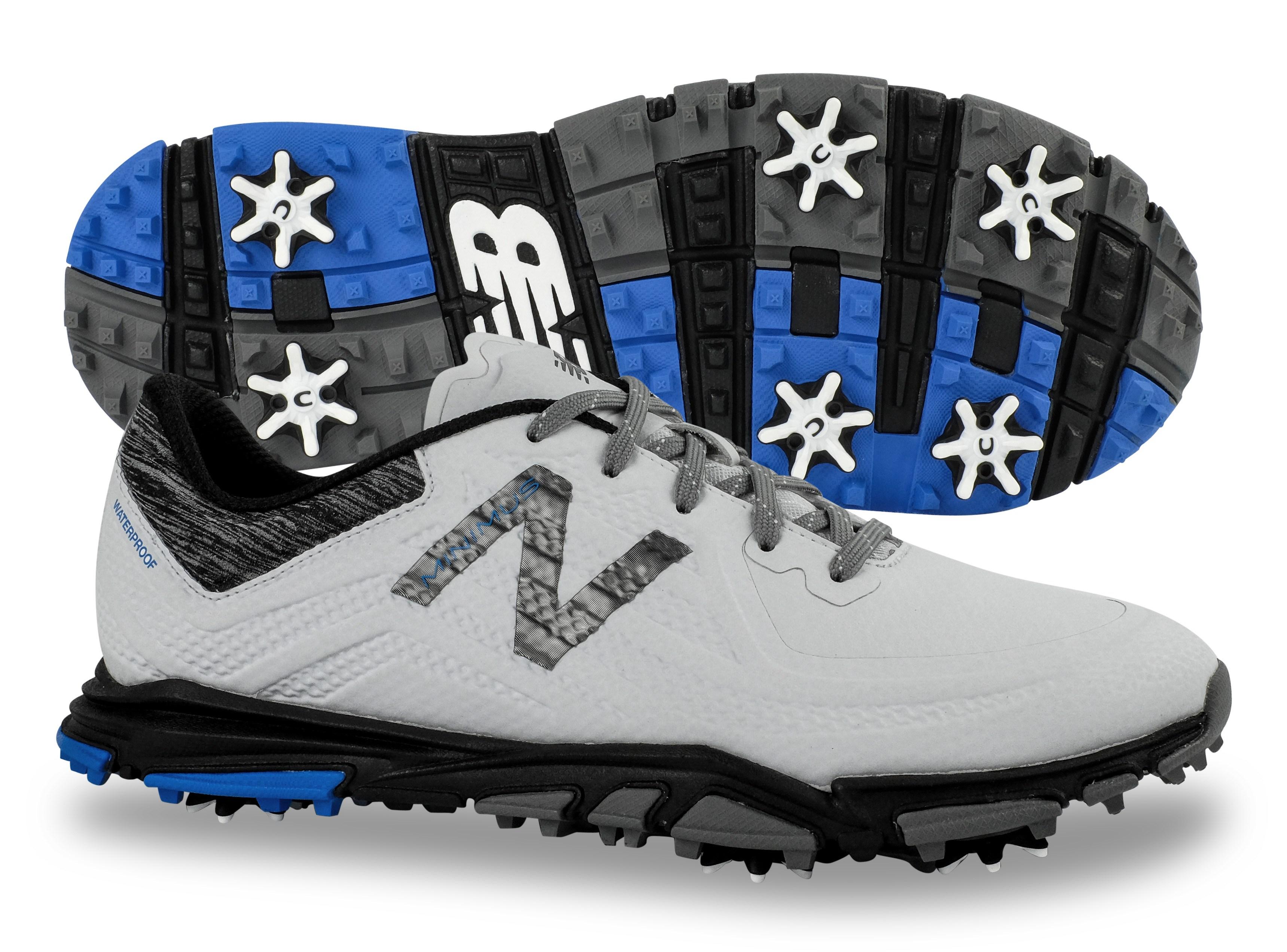 New Balance Golf- NBG1007 Minimus Tour Shoes (Closeout) 3c136fa2d24
