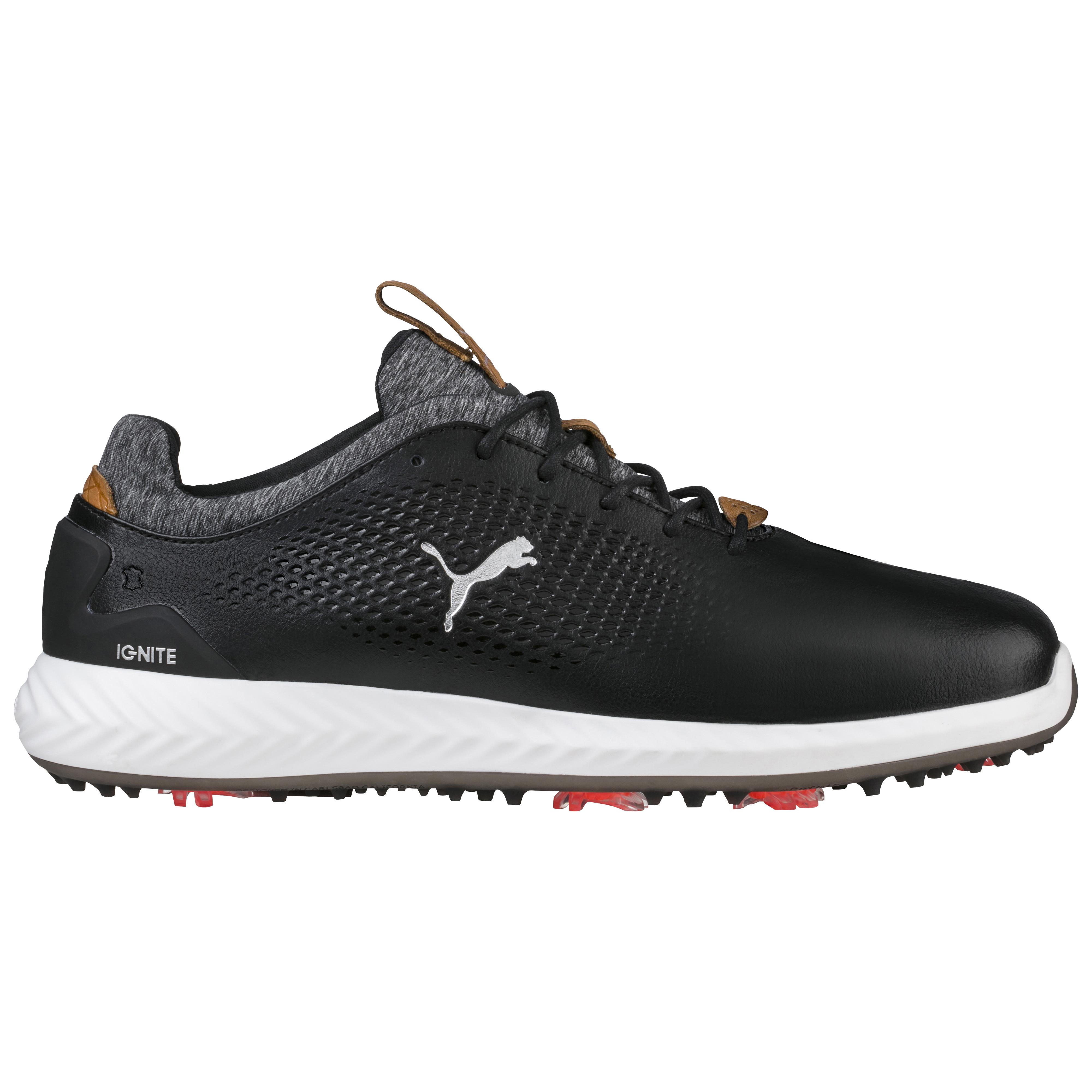 bd52ba4e1d4 Puma Golf- Ignite PWRADAPT Leather Shoes