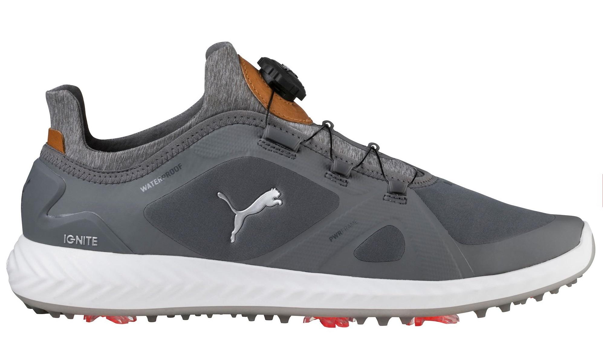 db1109361c4 Puma Golf- Ignite PWRAdapt Disc Shoes