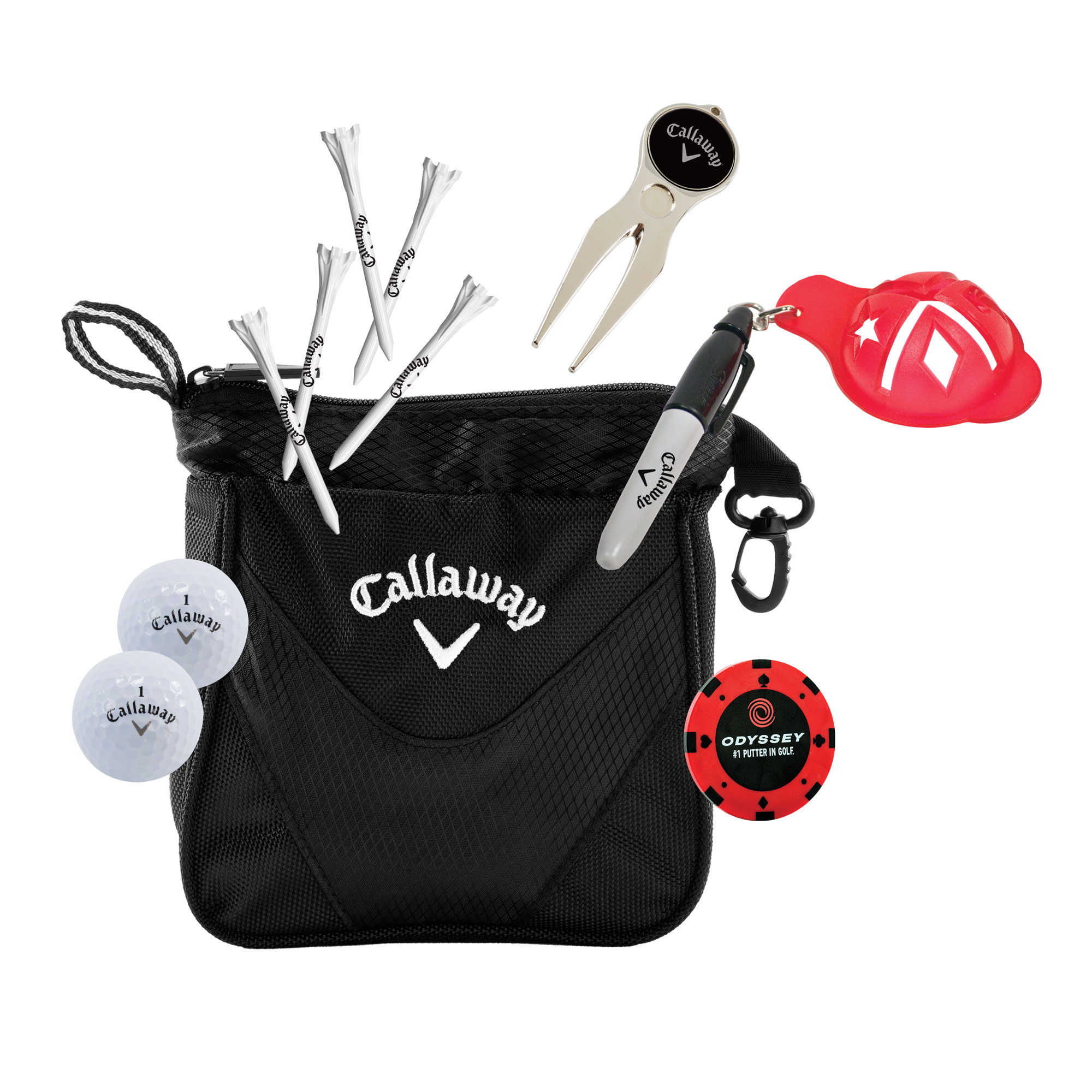 Starter kit golf clubs