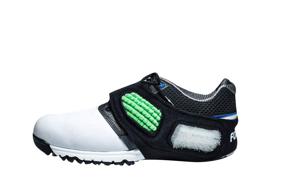 meet 8c030 75b4e FootCaddy Golf- Club Cleaning Tool Shoe Wrap