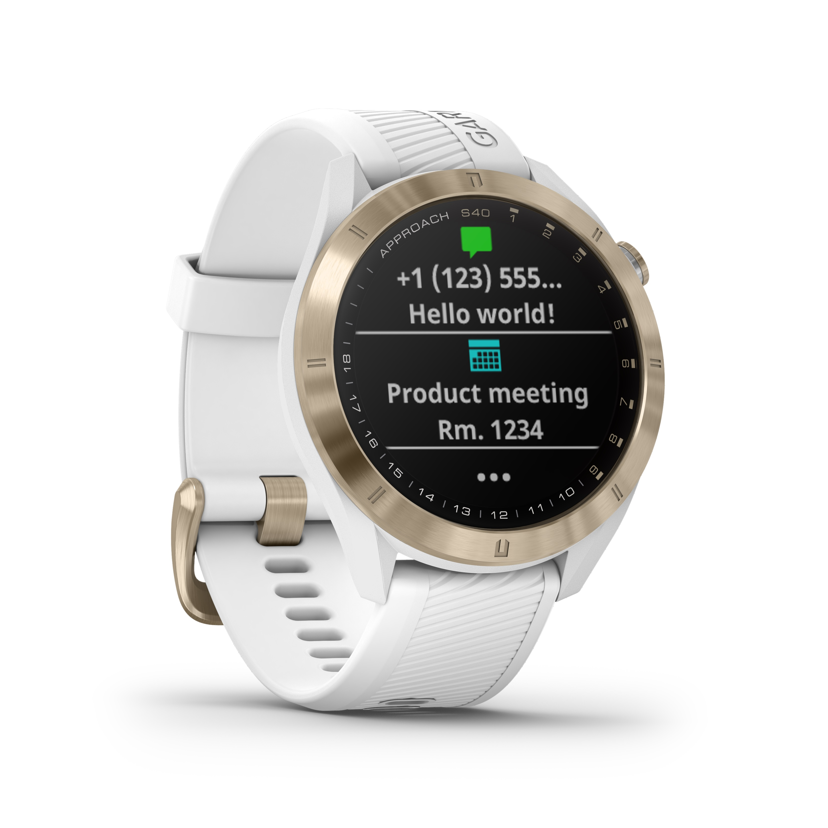 Garmin Approach S60 GPS Watch   RockBottomGolf com
