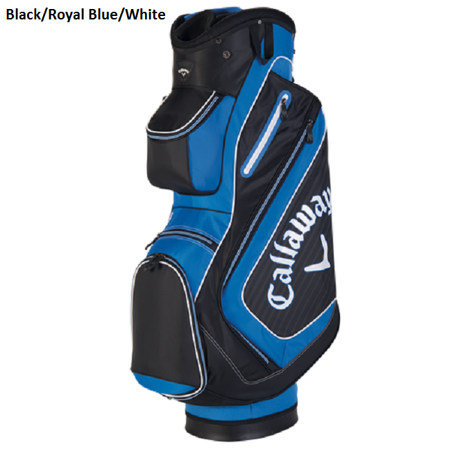 Callaway Golf Chev Stand Bag Travel Cover