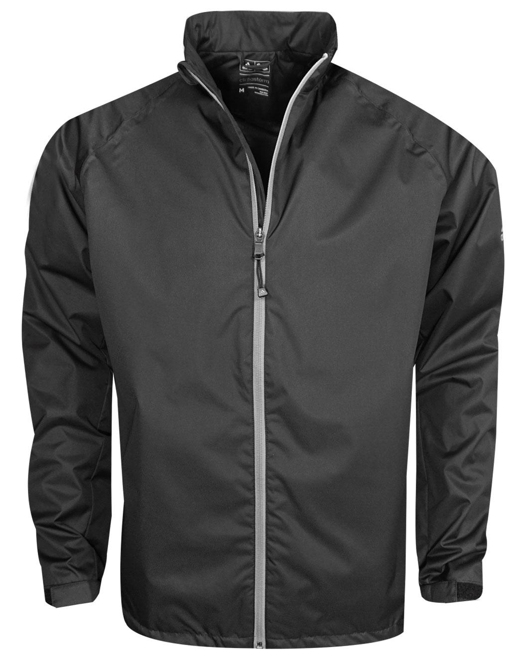 ab6b8b8f8 Adidas Climastorm Provisional II Rain Jacket | RockBottomGolf.com