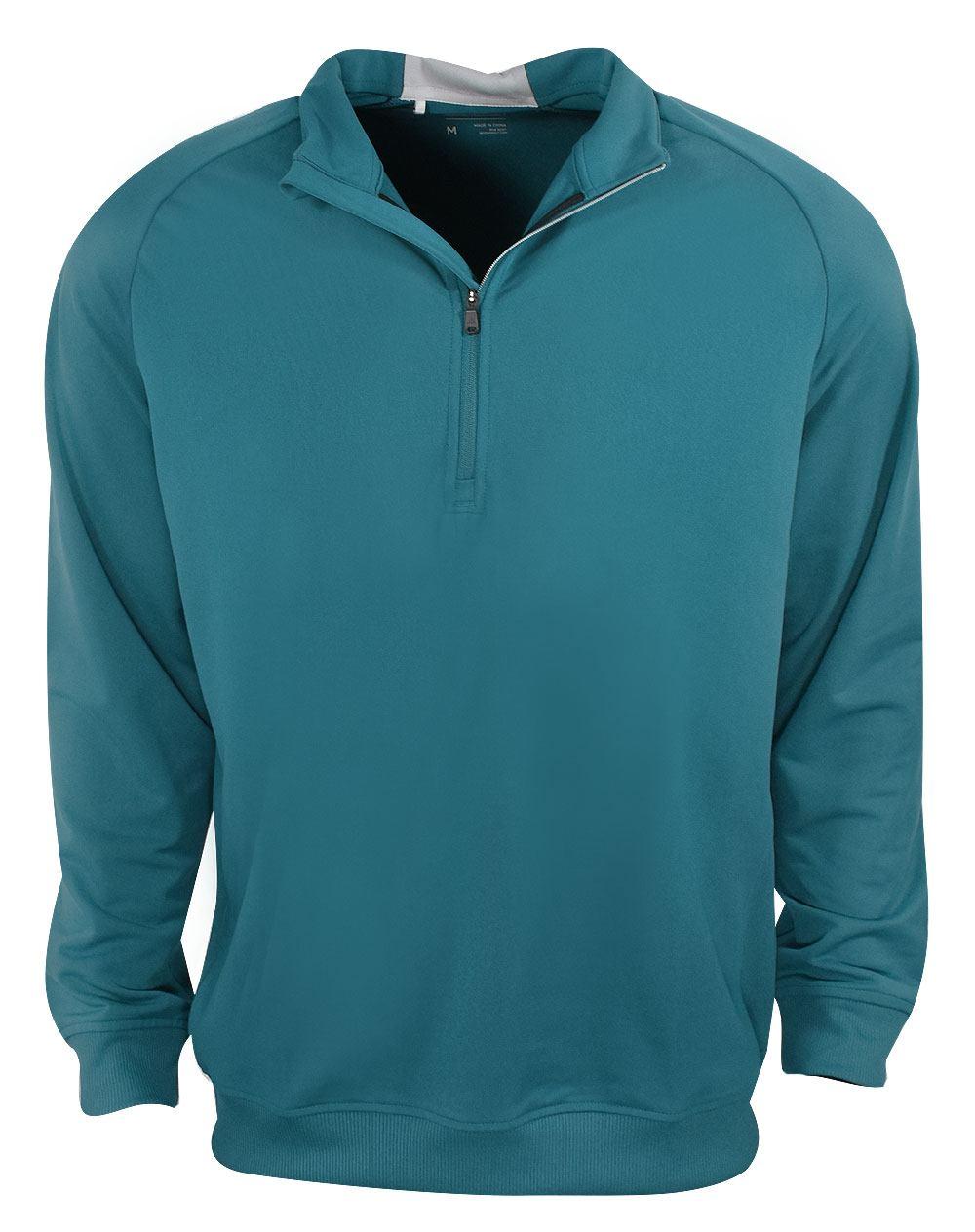 Adidas Golf Club 1 4 Zip Pullover image