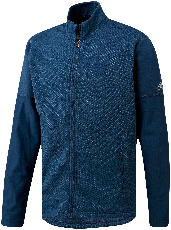 4025a70c8d Adidas Adicross Textured Fleece 1/4 Zip Pullover | RockBottomGolf.com