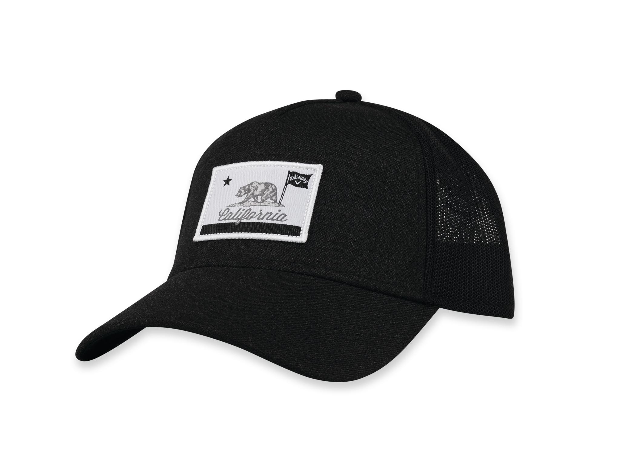fb636662852 Callaway Golf- Cali Trucker Cap