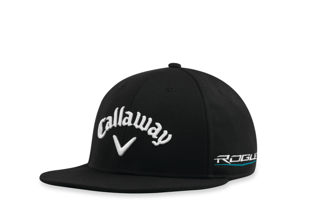 d2574e7888e Callaway Tour Authentic Flat Bill Snapback Cap