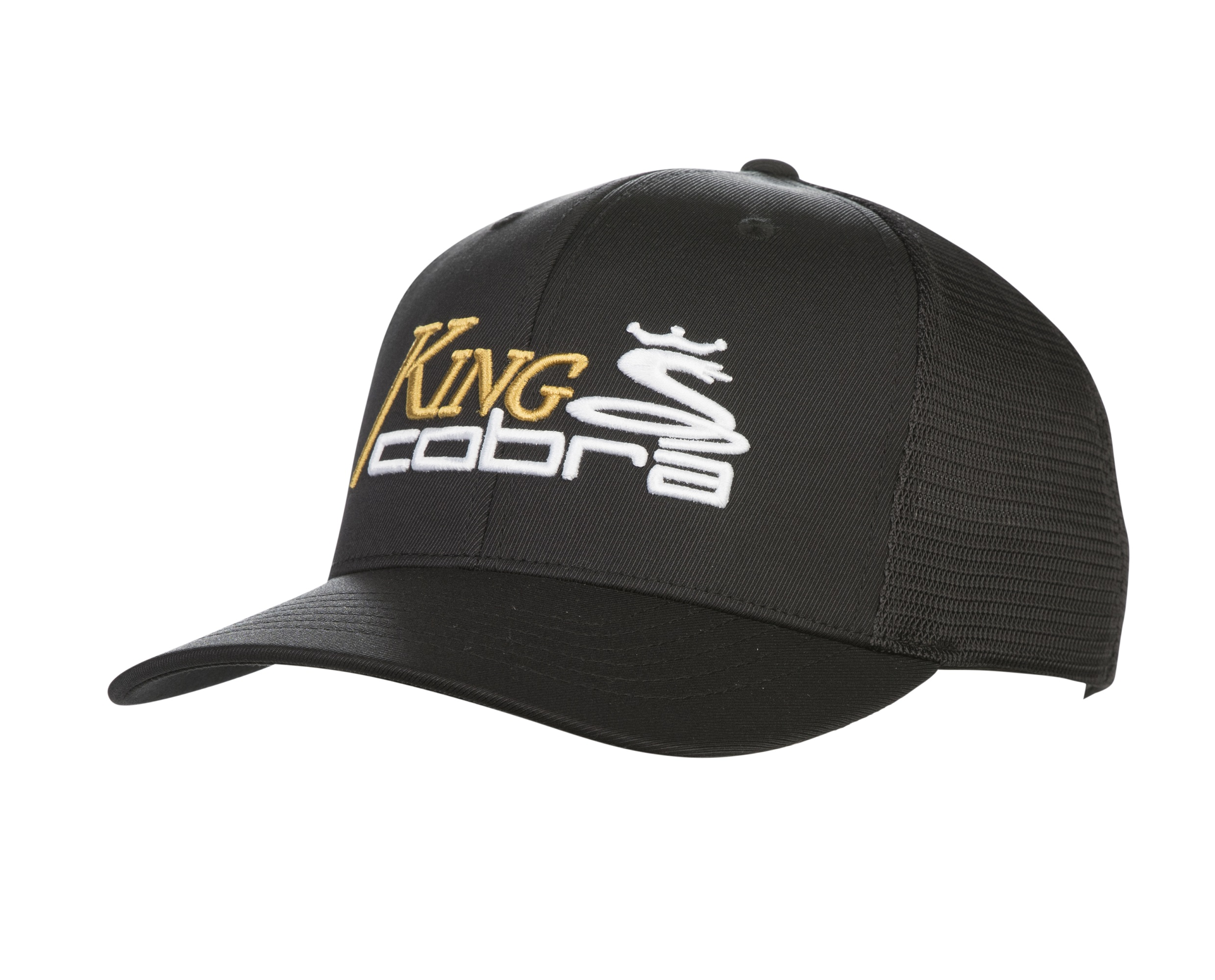 Cobra King Trucker Snapback Cap  683caa80882