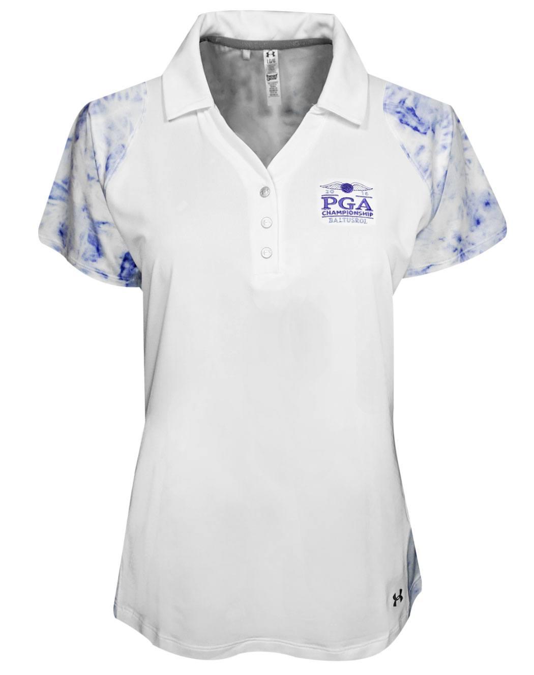 Under Armour Golf- Ladies 2016 PGA Championship Fashion Polo