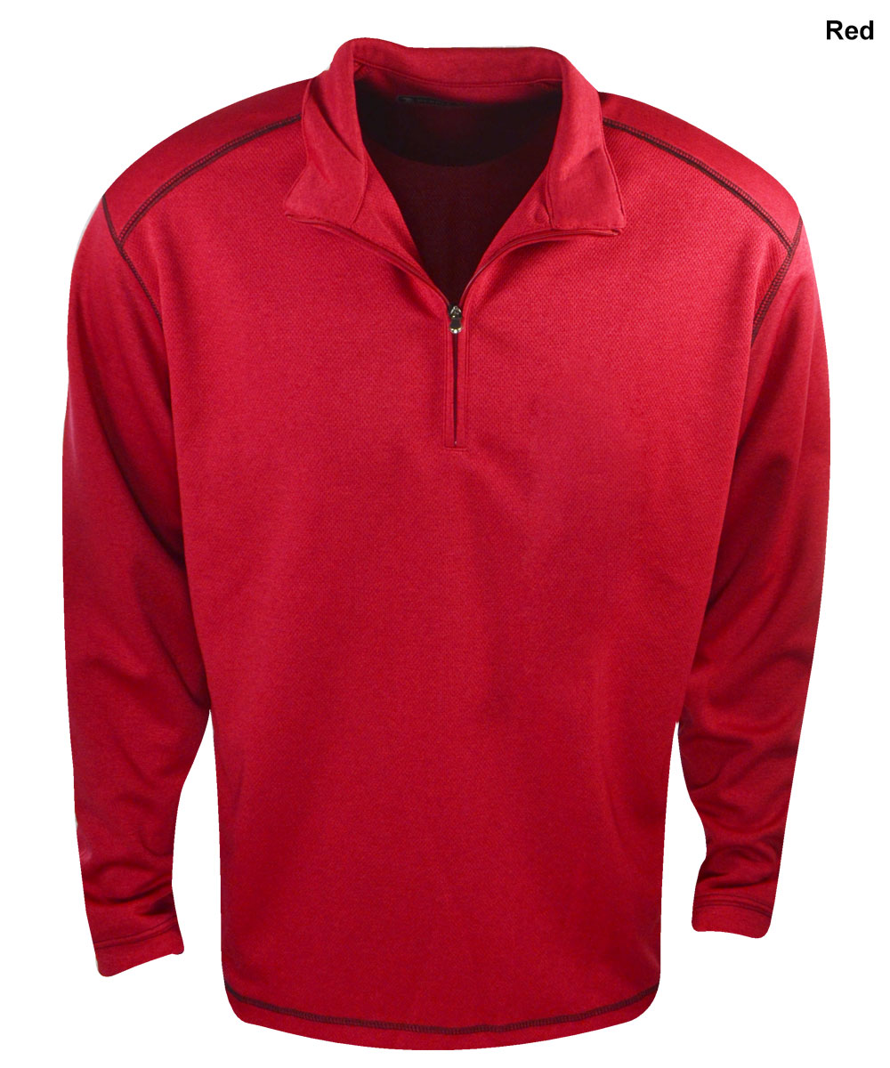 Pebble Beach Golf 1 4 Zip Pullover image