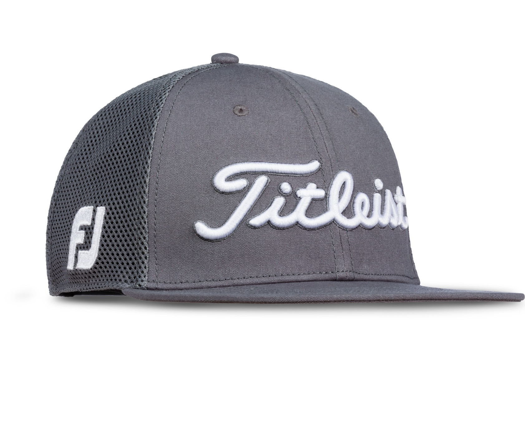 Titleist Golf- Tour Flat Bill Mesh Cap Legacy Collection 3adc8a03210