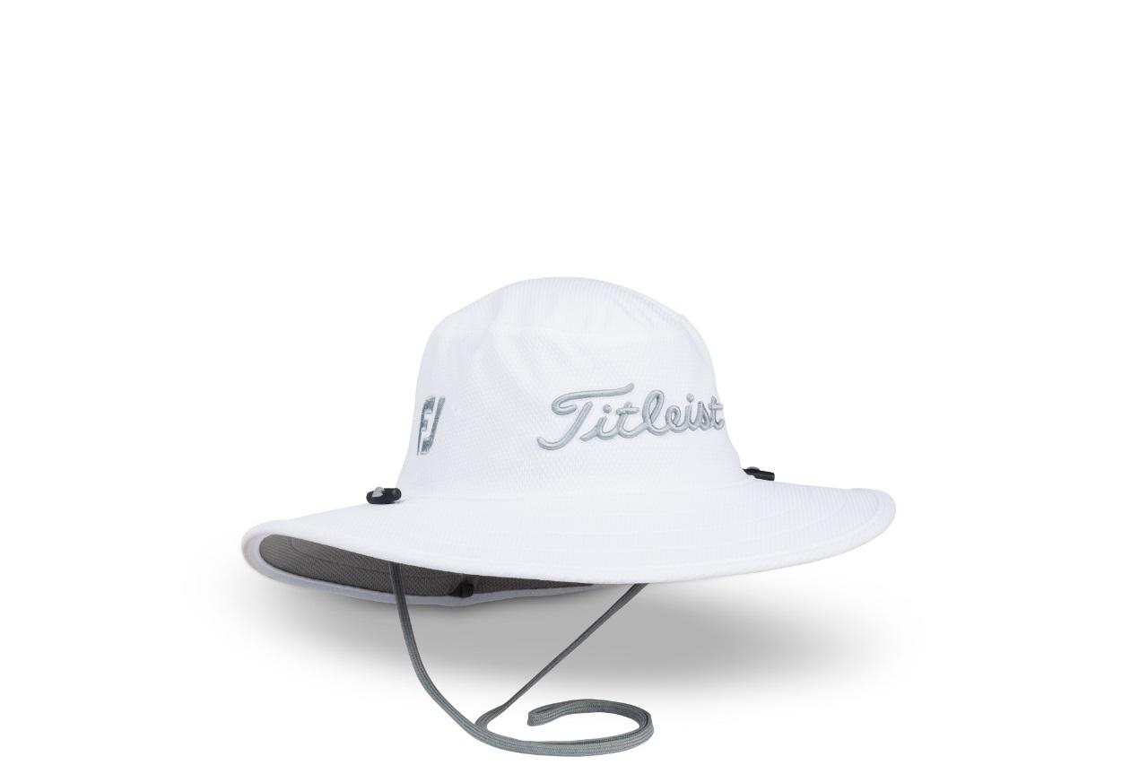 128aa512325 Titleist Golf- Tour Aussie Hat White Collection