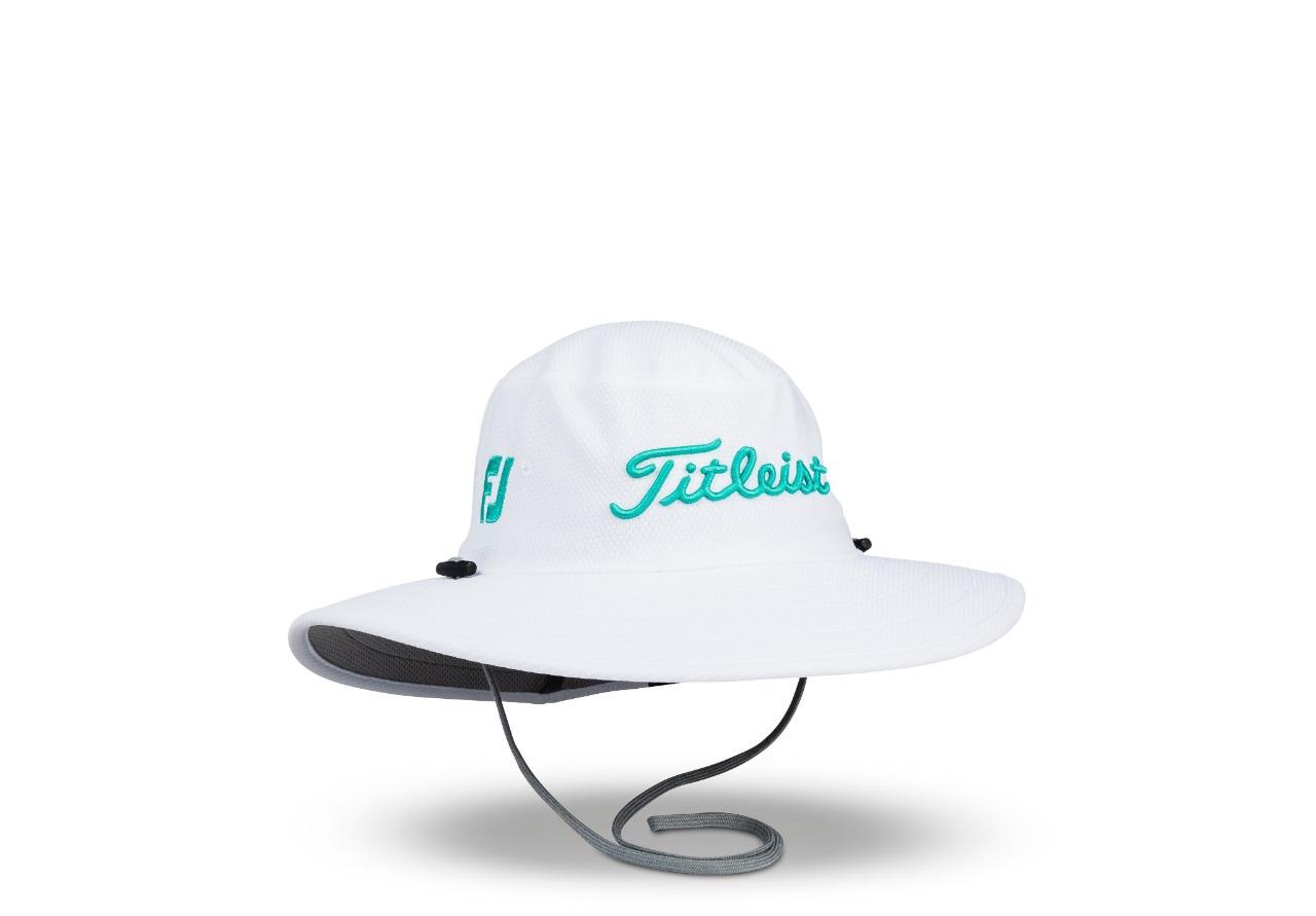 bab0dbba Titleist Golf- Tour Aussie Hat White Collection