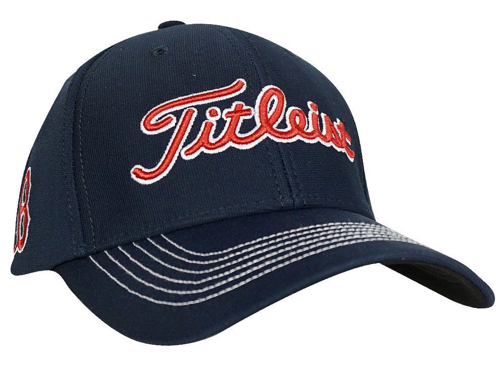 68e9ea605bd Titleist MLB Fitted Cap