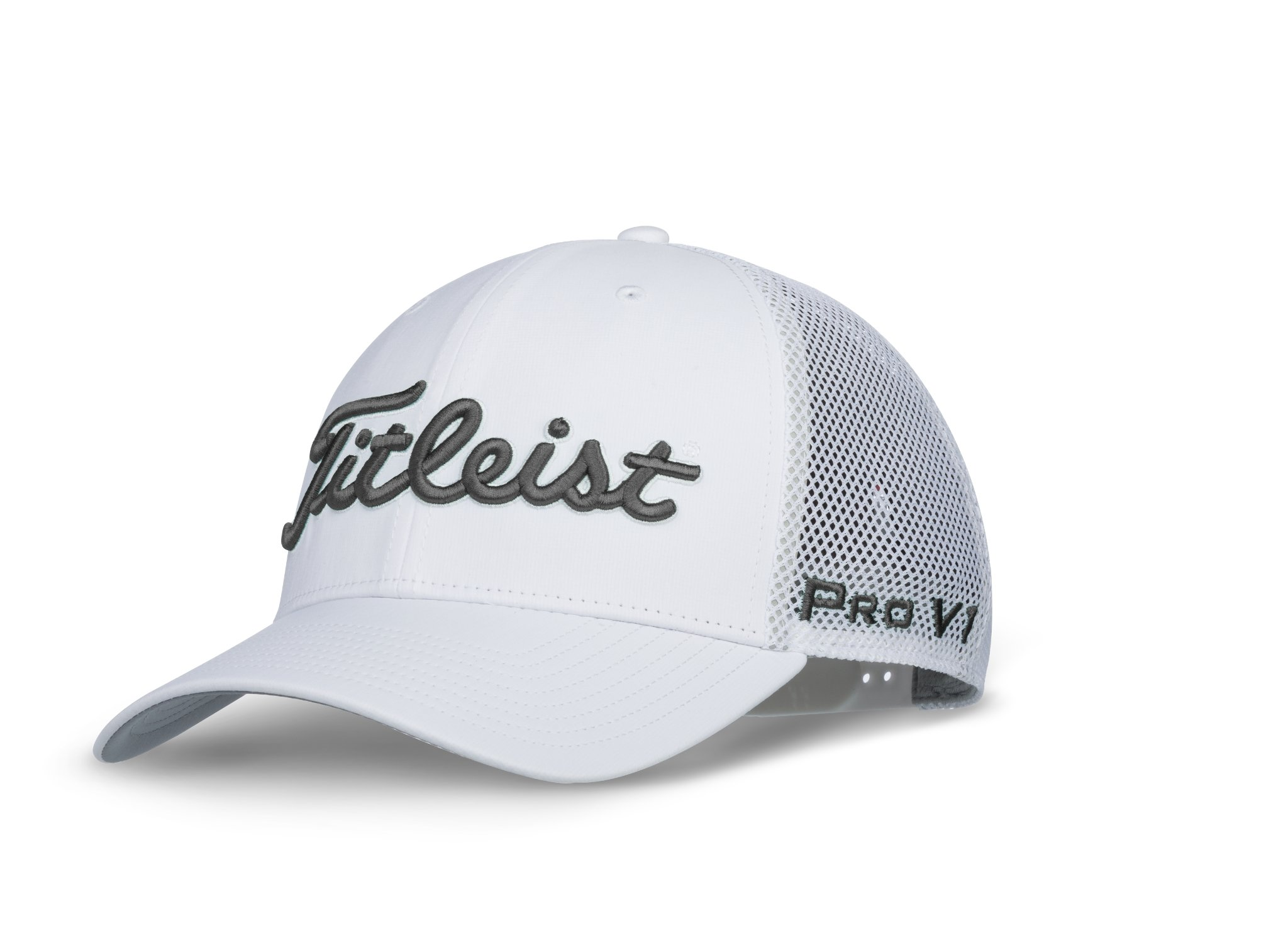 Titleist Golf- Tour Snapback Mesh Cap White Collection 61bac4a15e0f