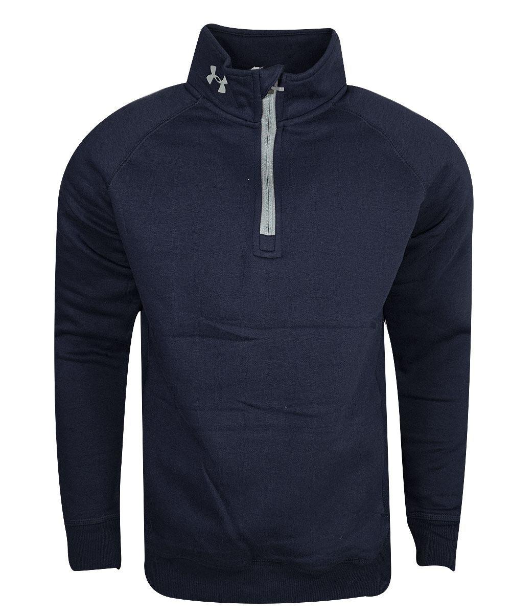 Under Armour Golf- Rival Fleece 1/4 Zip Pullover
