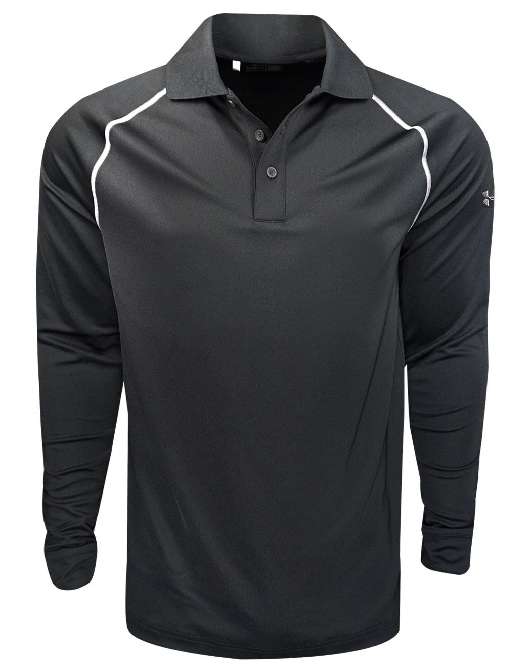 Under Armour Golf- Intent Long Sleeve Polo
