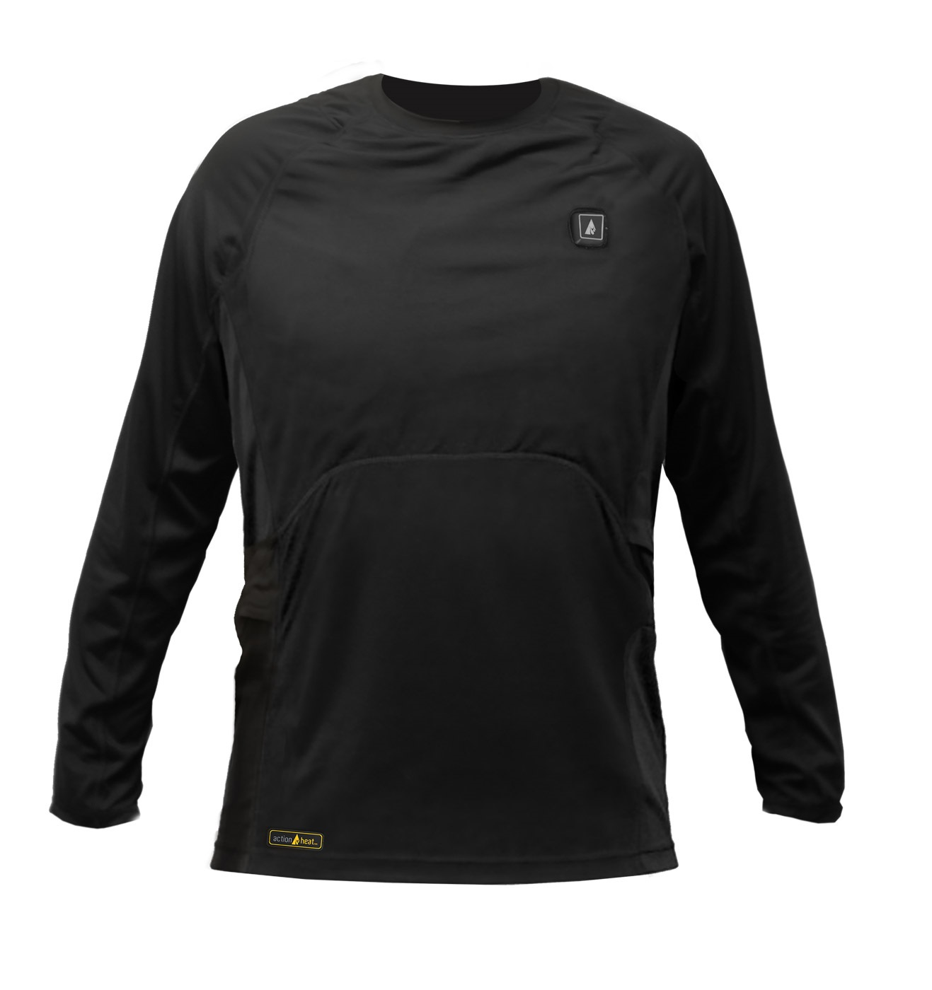 The ActionHeat battery heated base layers are revolutionary in the world of heated clothing. Using the patented 5V signal technology, it allows for any 5V battery to be used with the ActionHeat base layers. This allows for unlimited battery options and