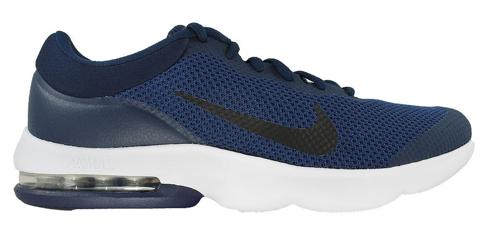 new style f5921 ac649 Nike- Air Max Advantage Running Shoes