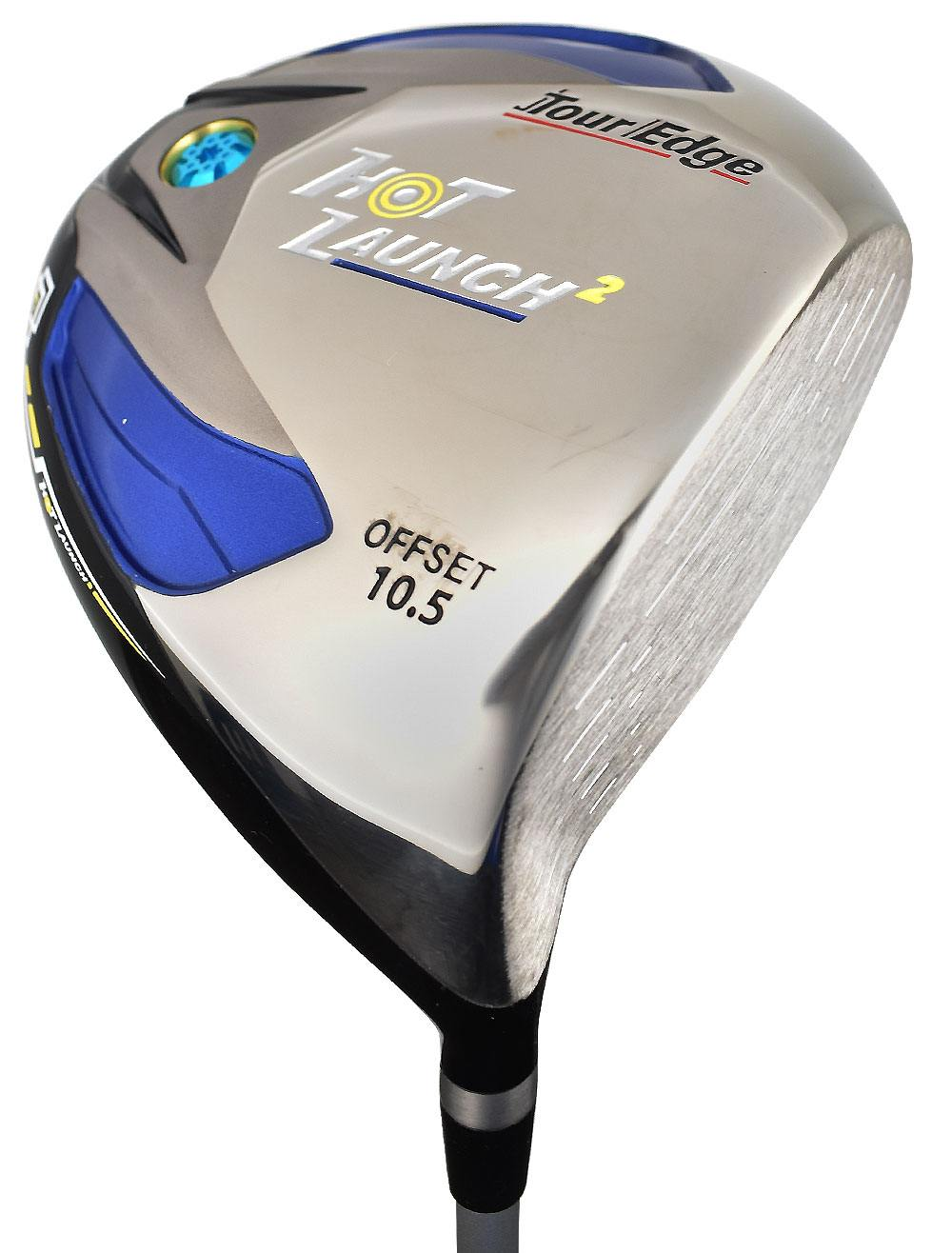 Tour Edge Hot Launch 2 Draw Driver Rockbottomgolf Com