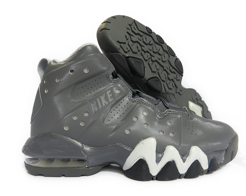 nike air max barkley dark grey