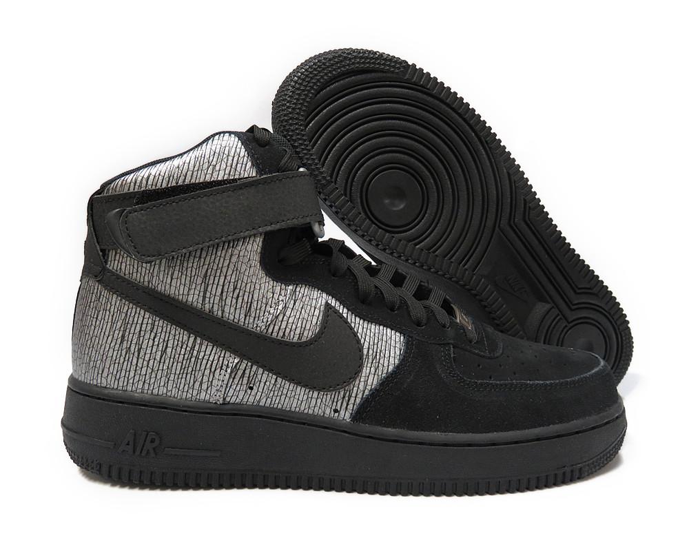 buy popular e8d71 4f4a2 nike air force 1 women metallic sneaker