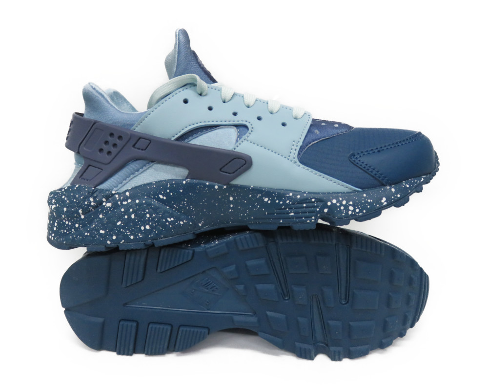 55d15defde52 704830-402  Nike Huarache Run PRM Blue Force