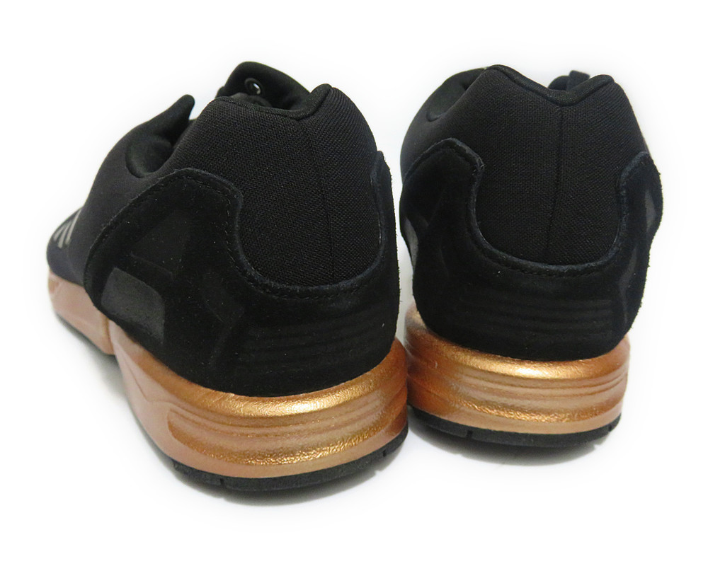 7318f72da3efc6 ... wholesale sale adidas zx flux copper metallic model s78977 8b479 6d546  bc453 949ce
