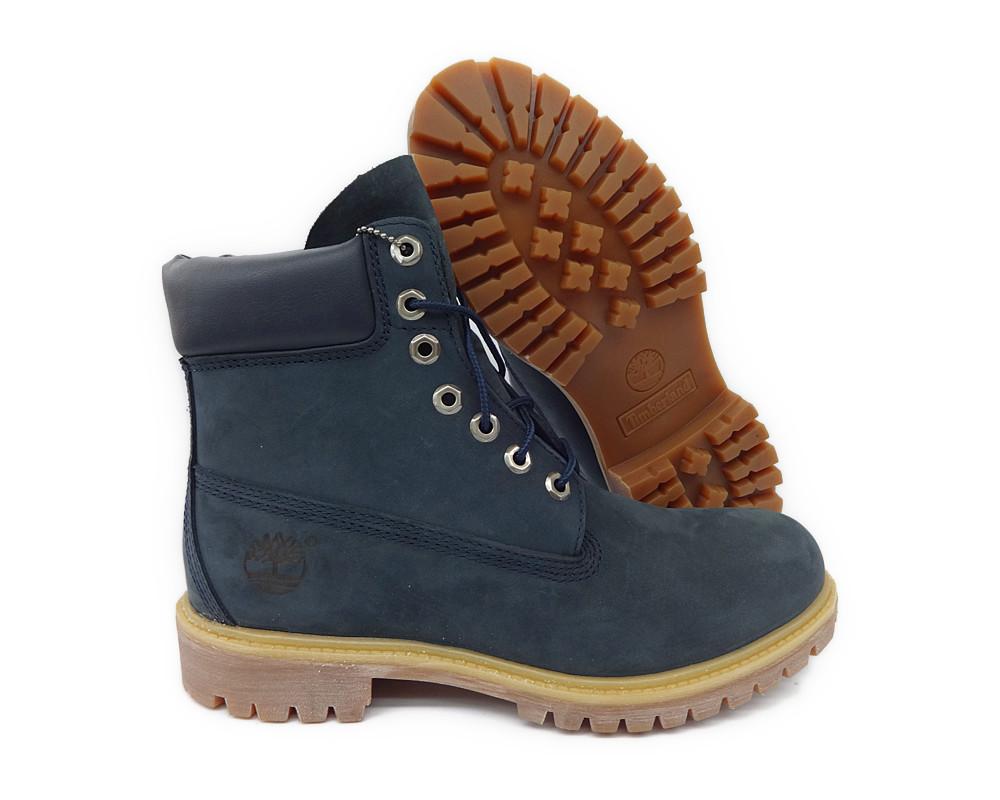 timberland af 6 inch premium boot blue mens size 14 ebay. Black Bedroom Furniture Sets. Home Design Ideas